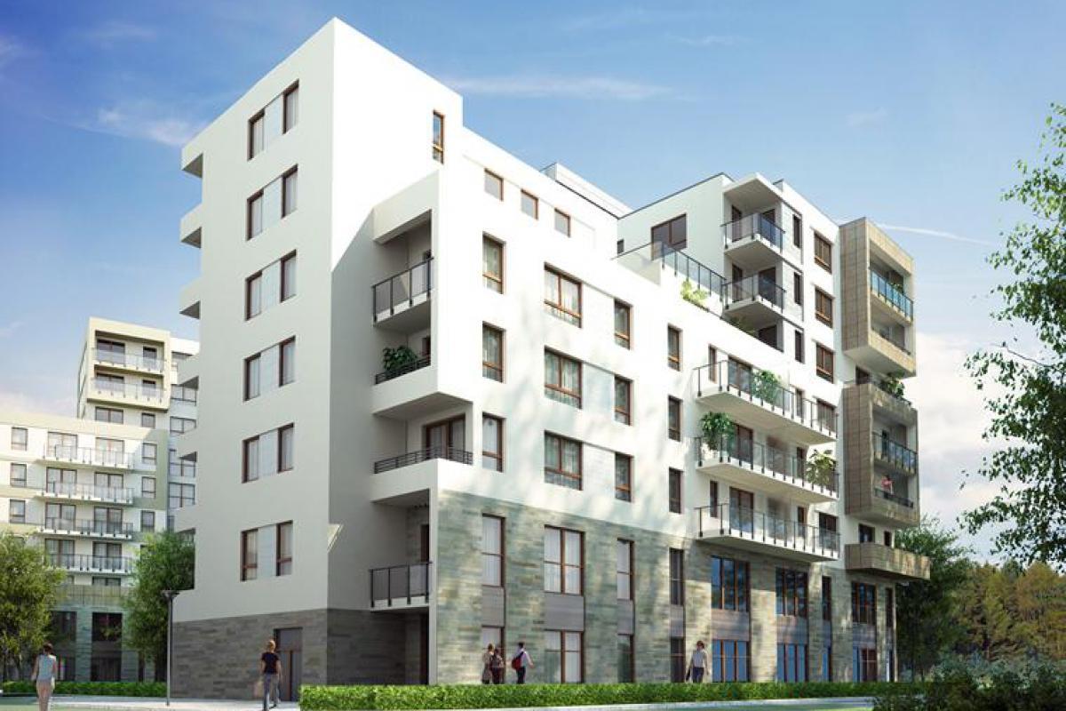 City Apartments - Warszawa, ul. Rydygiera 15, ROBYG S.A. - zdjęcie 1