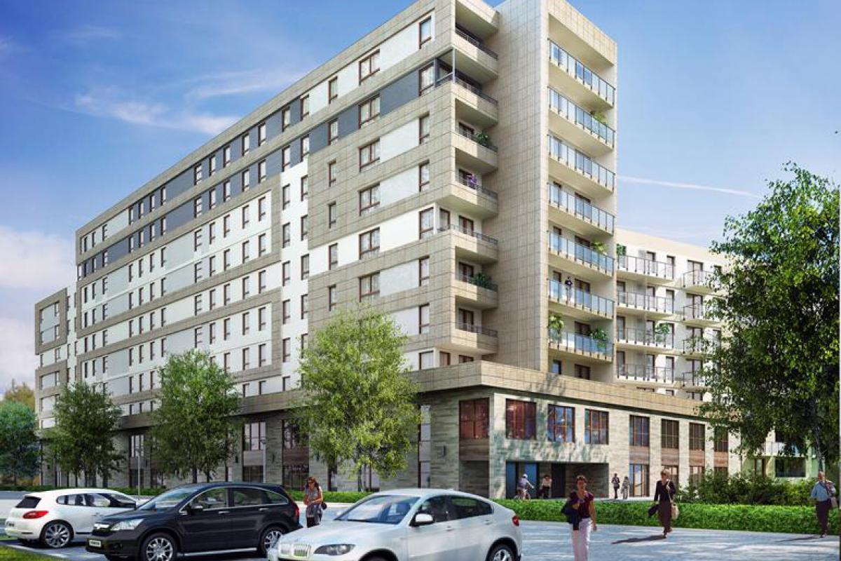 City Apartments - Warszawa, ul. Rydygiera 15, ROBYG S.A. - zdjęcie 3