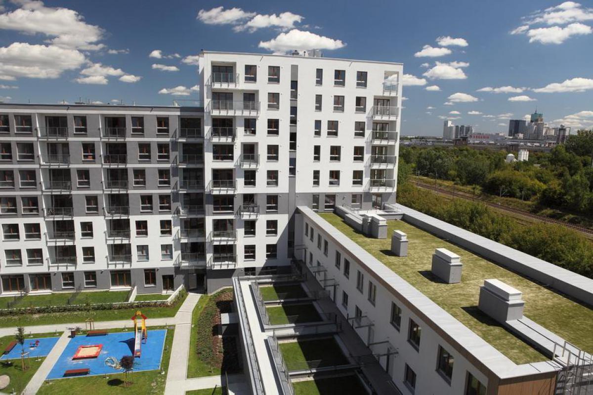 City Apartments - Warszawa, ul. Rydygiera 15, ROBYG S.A. - zdjęcie 4