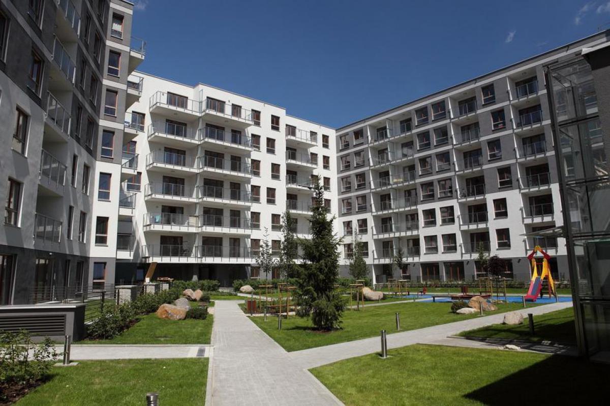 City Apartments - Warszawa, ul. Rydygiera 15, ROBYG S.A. - zdjęcie 5