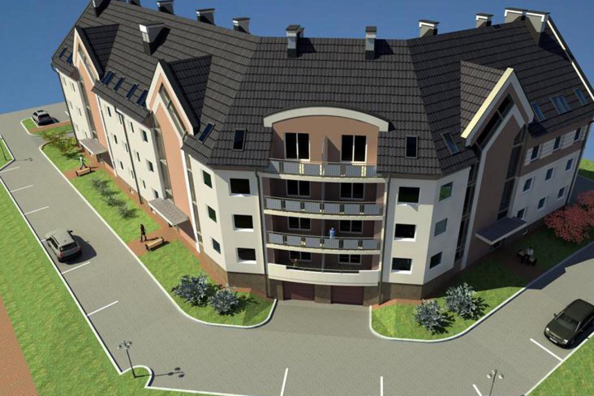 Osiedle Gardena  - Olsztyn, ul. Popiełuszki B6, ARBET Investment Group Sp. z o.o. - zdjęcie 2