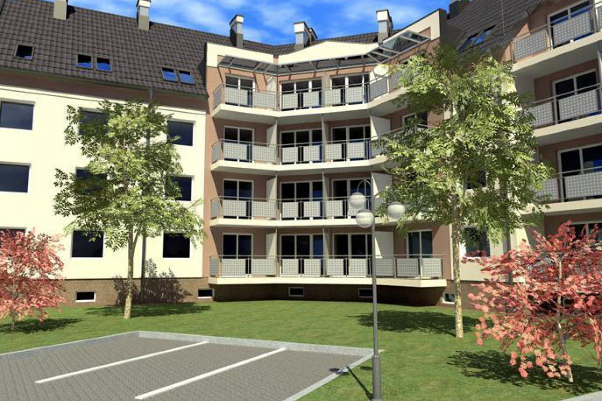 Osiedle Gardena  - Olsztyn, ul. Popiełuszki B6, ARBET Investment Group Sp. z o.o. - zdjęcie 3