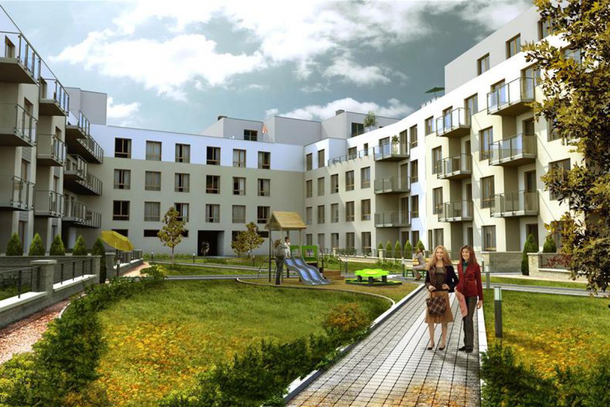 Nowa Rezydencja Królowej Marysieńki - Warszawa, ul. Klimczaka, ROBYG S.A. - zdjęcie 4