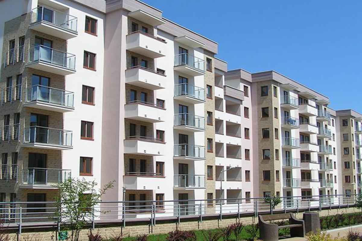 Osiedle Leśna - Olsztyn, Śródmieście, ul. Bohaterów Monte Cassino, ARBET Investment Group Sp. z o.o. - zdjęcie 3