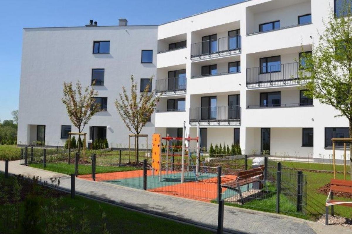 Osiedle Wilno - Warszawa, Targówek Mieszkaniowy, ul. Bukowiecka 39, Dom Development S.A. - zdjęcie 1