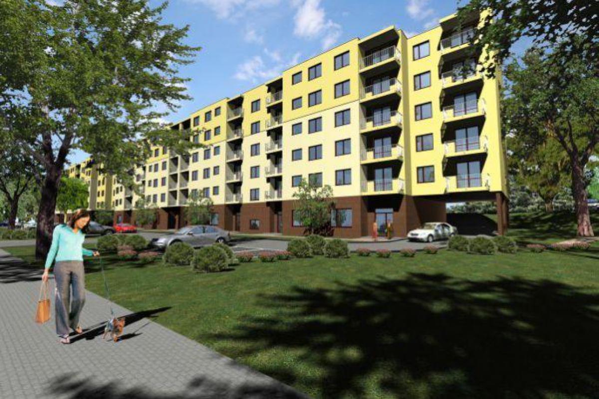 Osiedle Starodęby - Warszawa, Tarchomin, ul. Marywilska, AMM DOM Sp. z o.o. - zdjęcie 1
