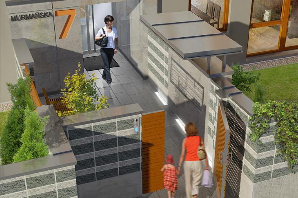Murmańska 7 - Warszawa, ul. Murmańska 7, Real Invest Sp. z o.o. - zdjęcie 2