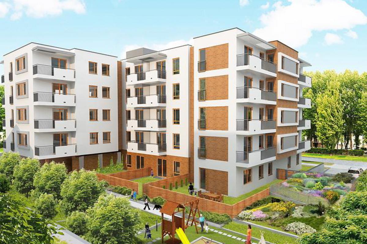 Apartamenty Osiecka - inwestycja wyprzedana - Warszawa, ul. Osieckiej 49/51, Real Invest Sp. z o.o. - zdjęcie 1