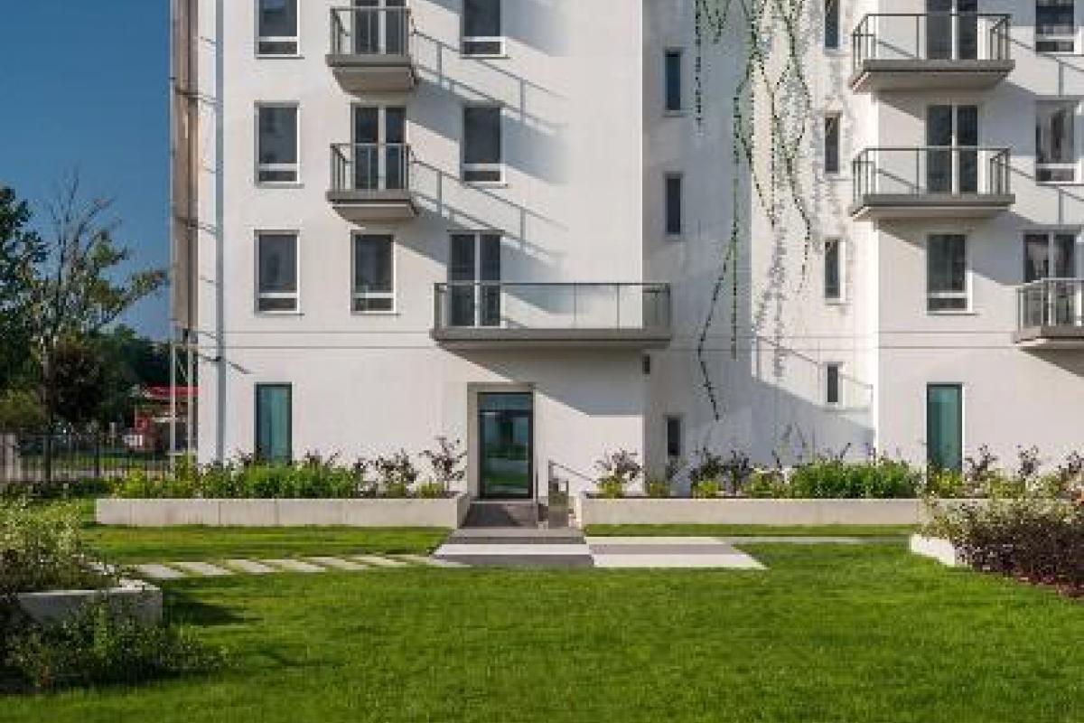 Rezydencja Arteco - Warszawa, Sady Żoliborskie, ul. Jasnodworska 3a, Marvipol S.A. - zdjęcie 3