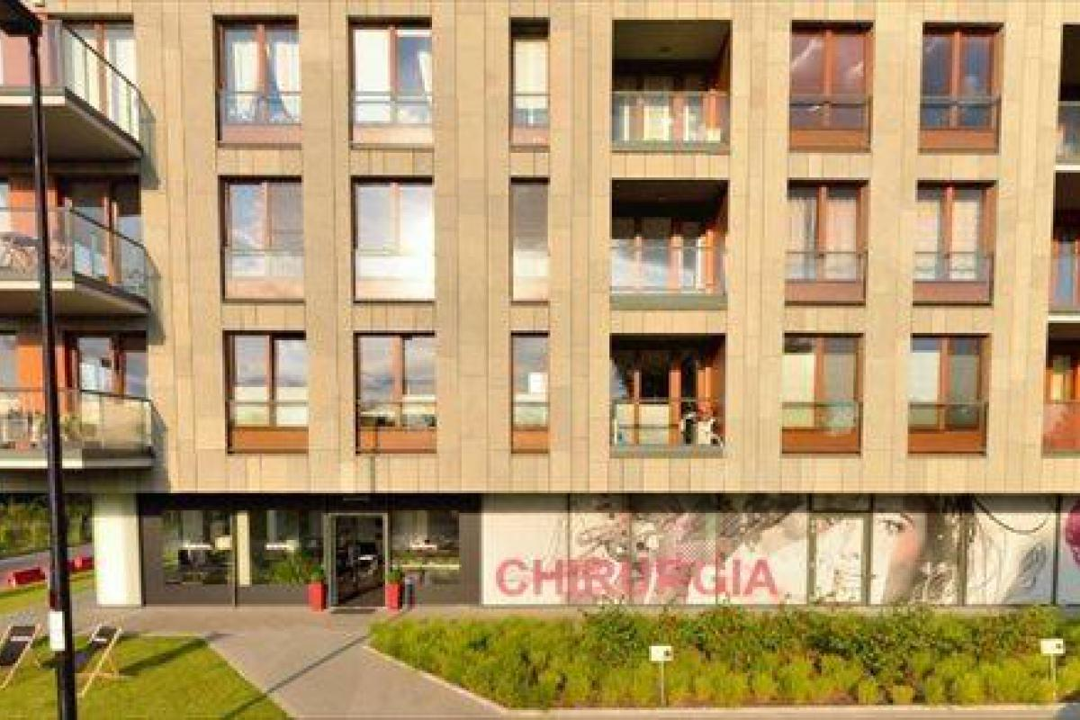 Apartamenty Mokotów Park - Warszawa, ul. Bernardyńska 16b, Marvipol S.A. - zdjęcie 1