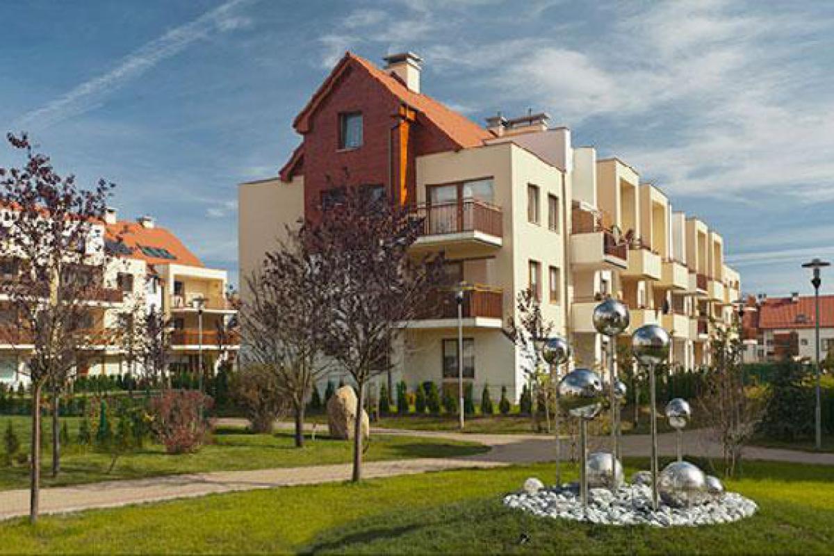Dolina Słońca - inwestycja wyprzedana - Szczecin, ul. Dolina Słońca, Neptun Developer - zdjęcie 1