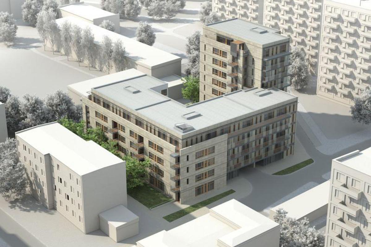 Villa Bukietowa - Warszawa, Wierzbno, ul. Bukietowa 9a, D.B. Investments Sp. z o.o.  - zdjęcie 2