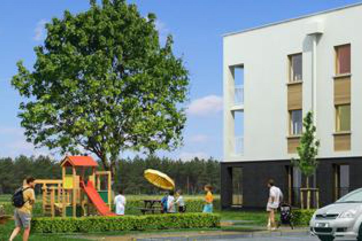 Osiedle w Dolinie IV - Białystok, ul. Produkcyjna, Yuniversal Podlaski Sp. z o.o. - zdjęcie 1