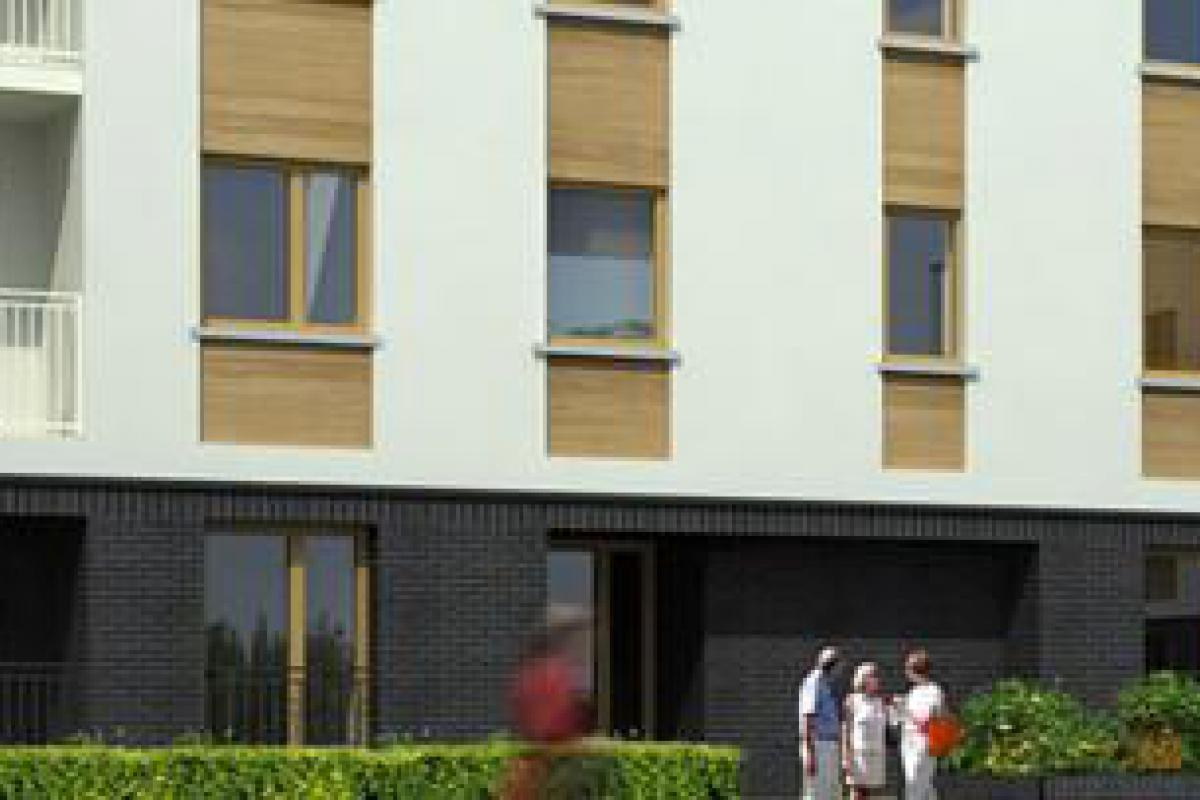 Osiedle w Dolinie IV - Białystok, ul. Produkcyjna, Yuniversal Podlaski Sp. z o.o. - zdjęcie 2