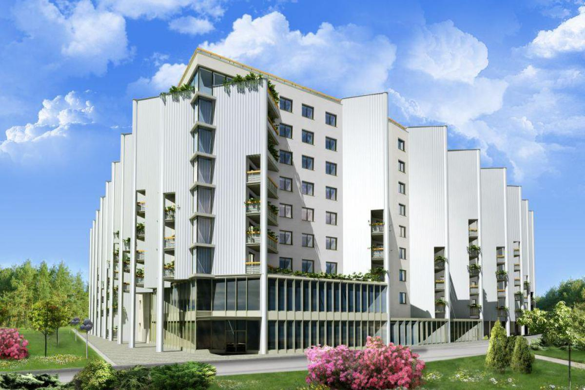 Osiedle w Zieleni - Białystok, ul Wiadukt 5, Yuniversal Podlaski Sp. z o.o. - zdjęcie 1
