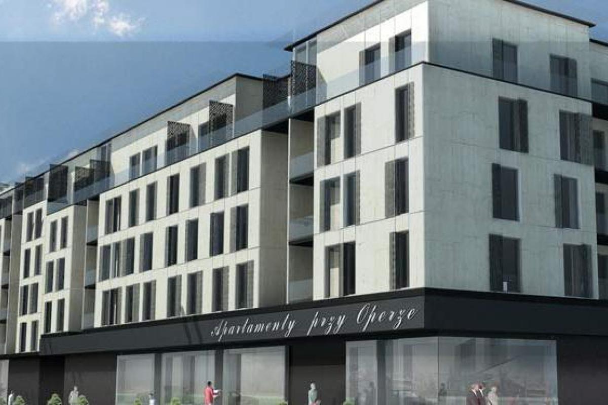 Apartamenty przy Operze - Białystok, Centrum, ul. Kijowska, Fadbet s.a. Białystok - zdjęcie 1