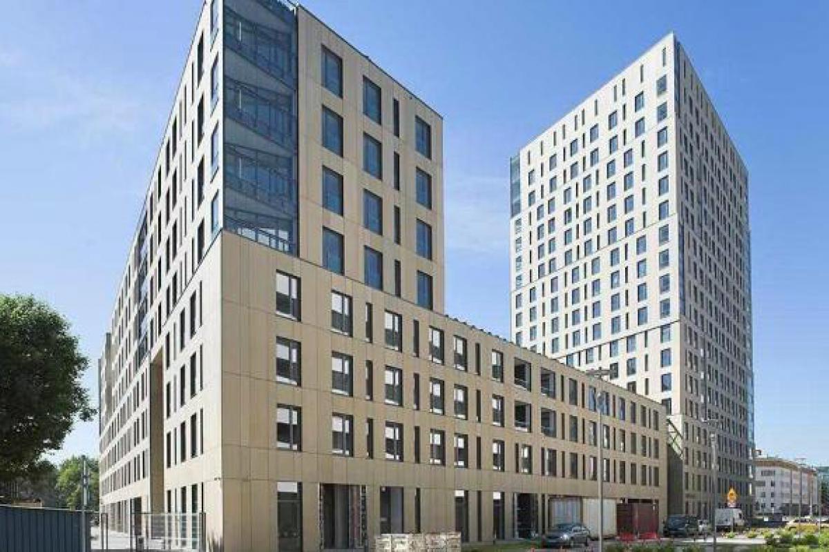 Trio Apartamenty - Warszawa, Nowe Miasto, ul. Stawki 2A, Eco-Classic Sp. z o.o. - zdjęcie 2