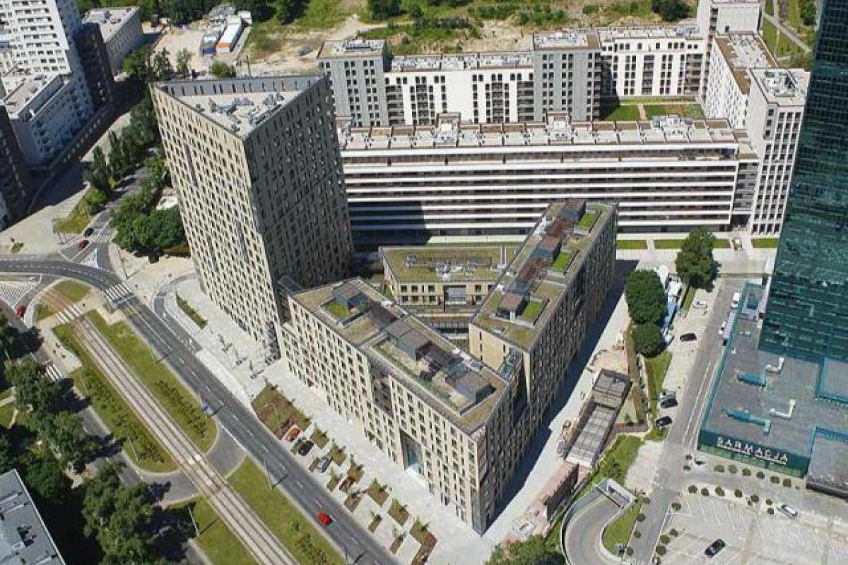 Trio Apartamenty - Warszawa, Nowe Miasto, ul. Stawki 2A, Eco-Classic Sp. z o.o. - zdjęcie 3