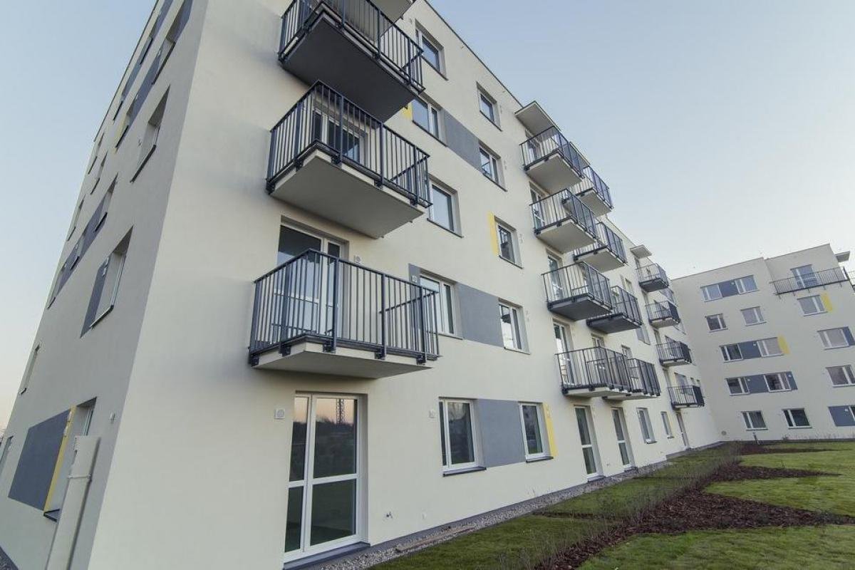 Osiedle Nowy Raków - Warszawa, Raków, ul. Instalatorów 7b, Radius Projekt - zdjęcie 2