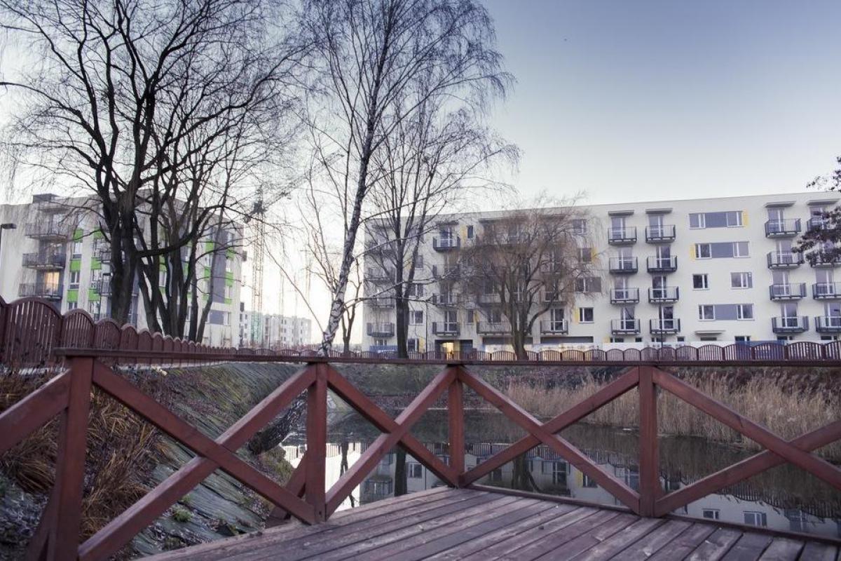 Osiedle Nowy Raków - Warszawa, Raków, ul. Instalatorów 7b, Radius Projekt - zdjęcie 3