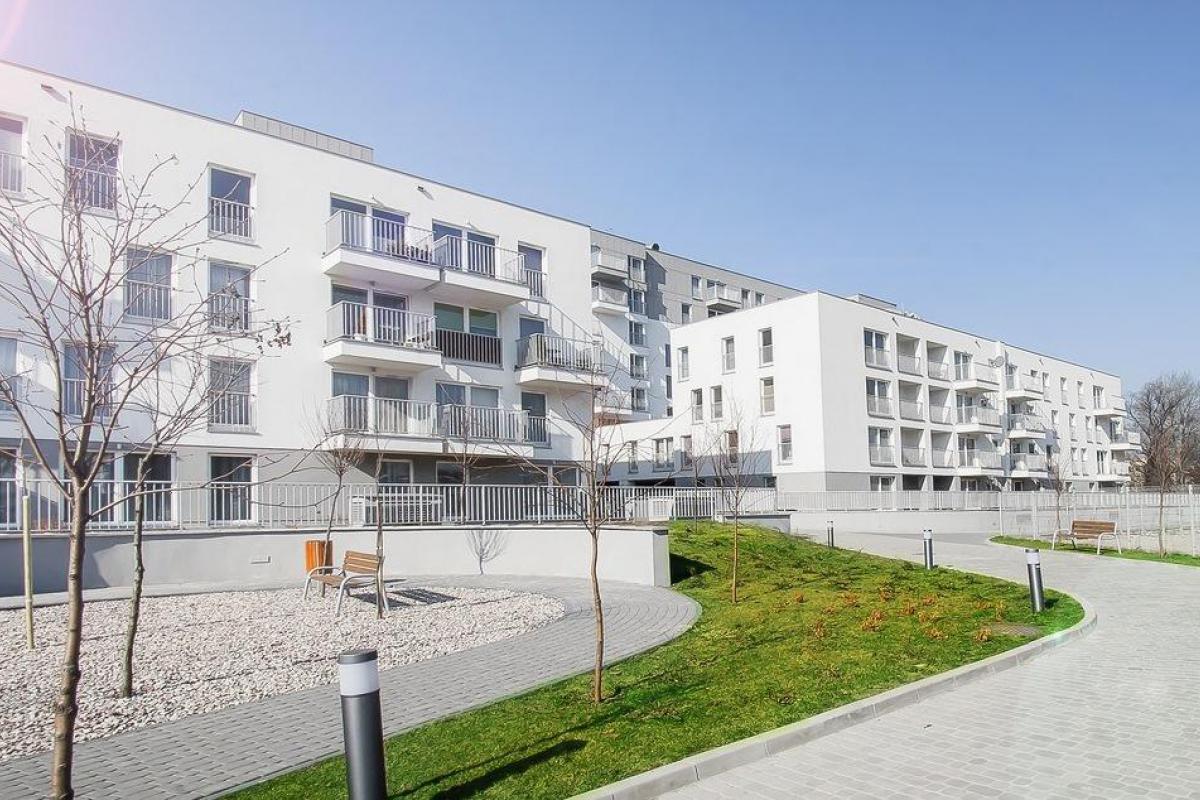 Osiedle Centroom - Warszawa, Salomea, Al. Jerozolimskie 200, Radius Projekt - zdjęcie 2