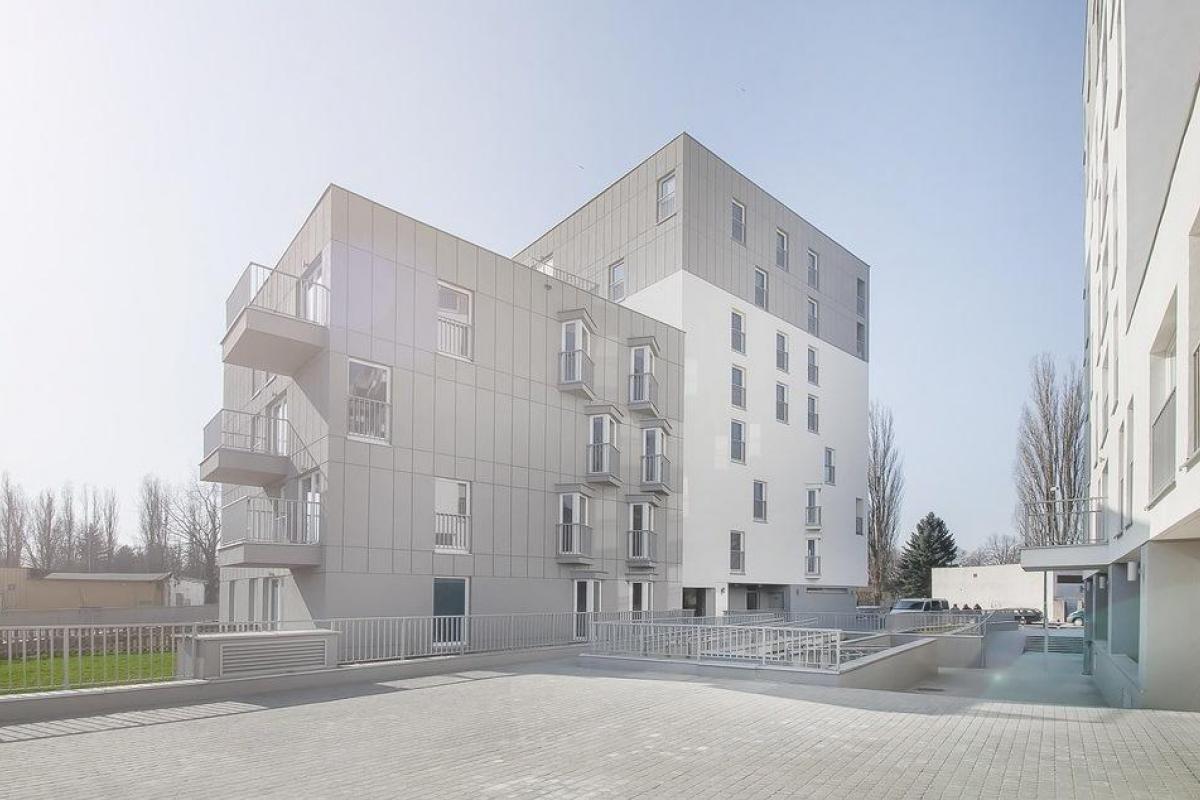 Osiedle Centroom - Warszawa, Salomea, Al. Jerozolimskie 200, Radius Projekt - zdjęcie 5