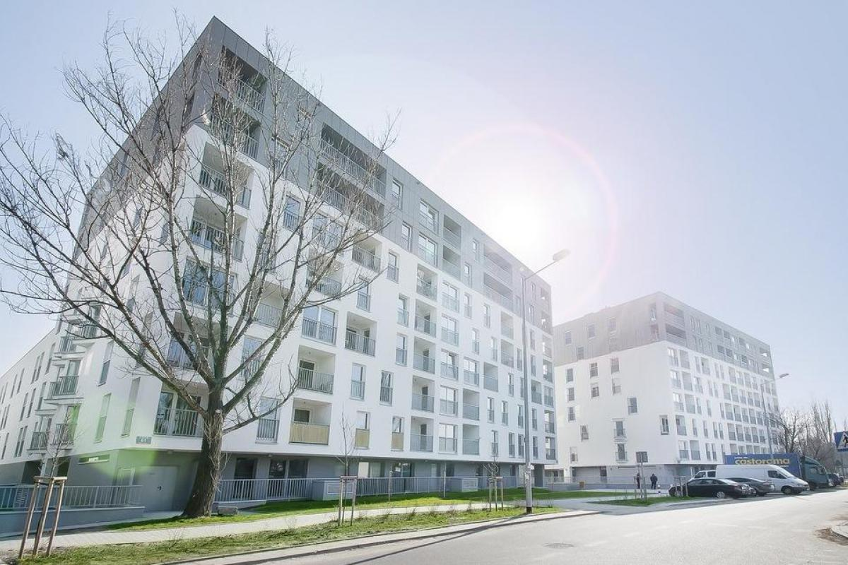 Osiedle Centroom - Warszawa, Salomea, Al. Jerozolimskie 200, Radius Projekt - zdjęcie 1