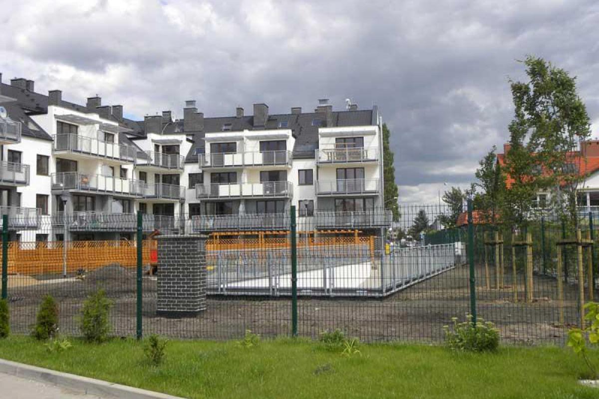 Bieszczadzka - Szczecin, Gumieńce, ul. Bieszczadzka 14D-14H, BEST DEWELOPER SP.Z O.O. PRZEDSIĘBIORSTWO BUDOWLANE - zdjęcie 7