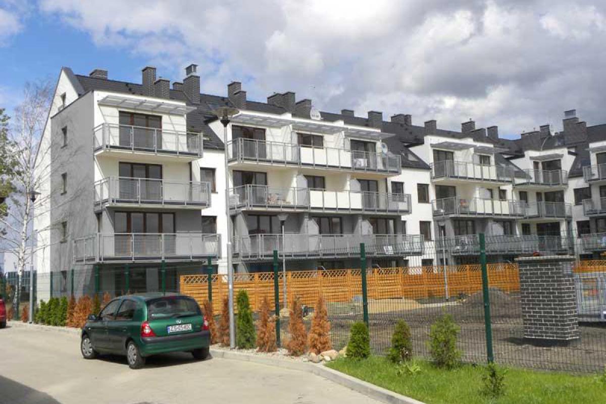 Bieszczadzka - Szczecin, Gumieńce, ul. Bieszczadzka 14D-14H, BEST DEWELOPER SP.Z O.O. PRZEDSIĘBIORSTWO BUDOWLANE - zdjęcie 9