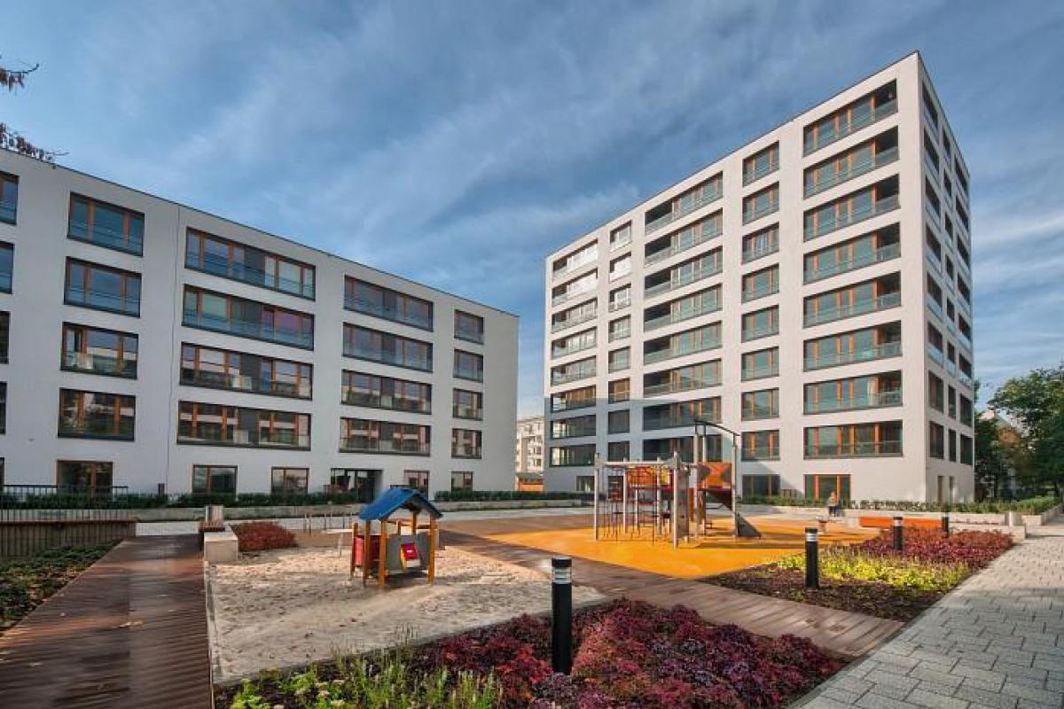 Apartamenty Kochanowskiego - Warszawa, Piaski, ul. Jana Kochanowskiego 8A-D, mLocum S.A. Oddział w Warszawie - zdjęcie 1