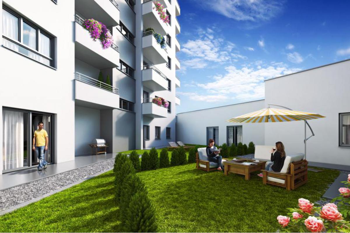Cztery Wieże - Katowice, Osiedle Tysiąclecia, ul. Chorzowska 216, Activ Investment Sp. z o.o. - zdjęcie 1