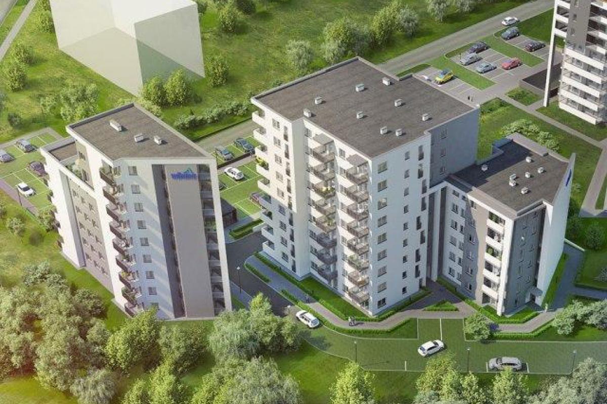 Sky House  - Lublin, Węglin Południe, ul. Jana Pawła II / ul. Granitowej , Wikana S.A. - zdjęcie 3