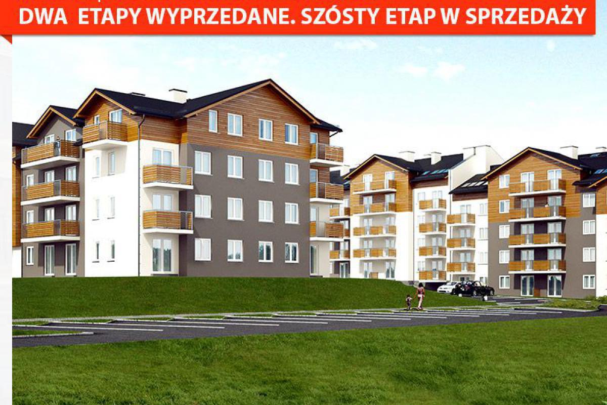 OSIEDLE CZTERY PORY ROKU Mieszkanie w programie Mieszkanie dla Młodych - Tychy, al. Bielska, Murapol S.A. - zdjęcie 1