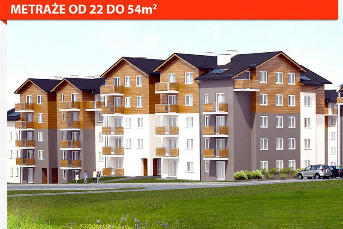 OSIEDLE CZTERY PORY ROKU Mieszkanie w programie Mieszkanie dla Młodych - Tychy, al. Bielska, Murapol S.A. - zdjęcie 2