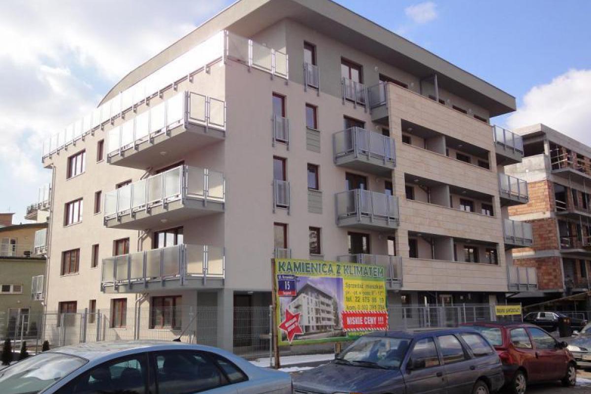 Krzywińska 15 - Warszawa, ul. Krzywińska 15, WGE Development - zdjęcie 1