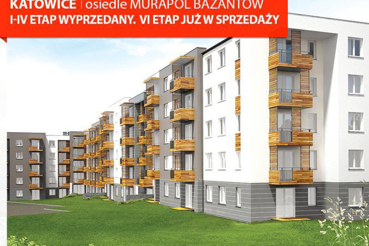Murapol - Osiedle Murapol Bażantów - nowe mieszkanie już od 494 zł/miesięcznie - Katowice, Kostuchna, ul. Bażantów, Murapol S.A. - zdjęcie 2