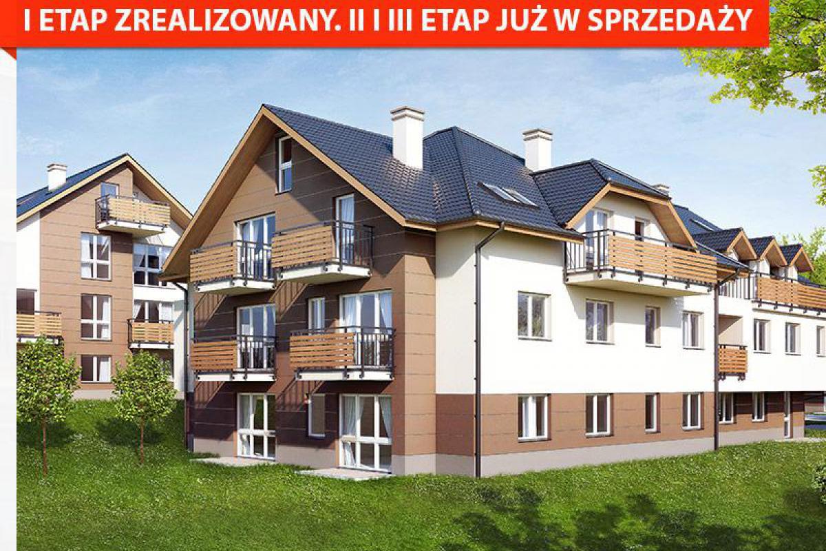 OSIEDLE SŁONECZNE BULWARY Mieszkanie w programie Mieszkanie dla Młodych - Bielsko-Biała, ul.Miodowa, Murapol S.A. - zdjęcie 1