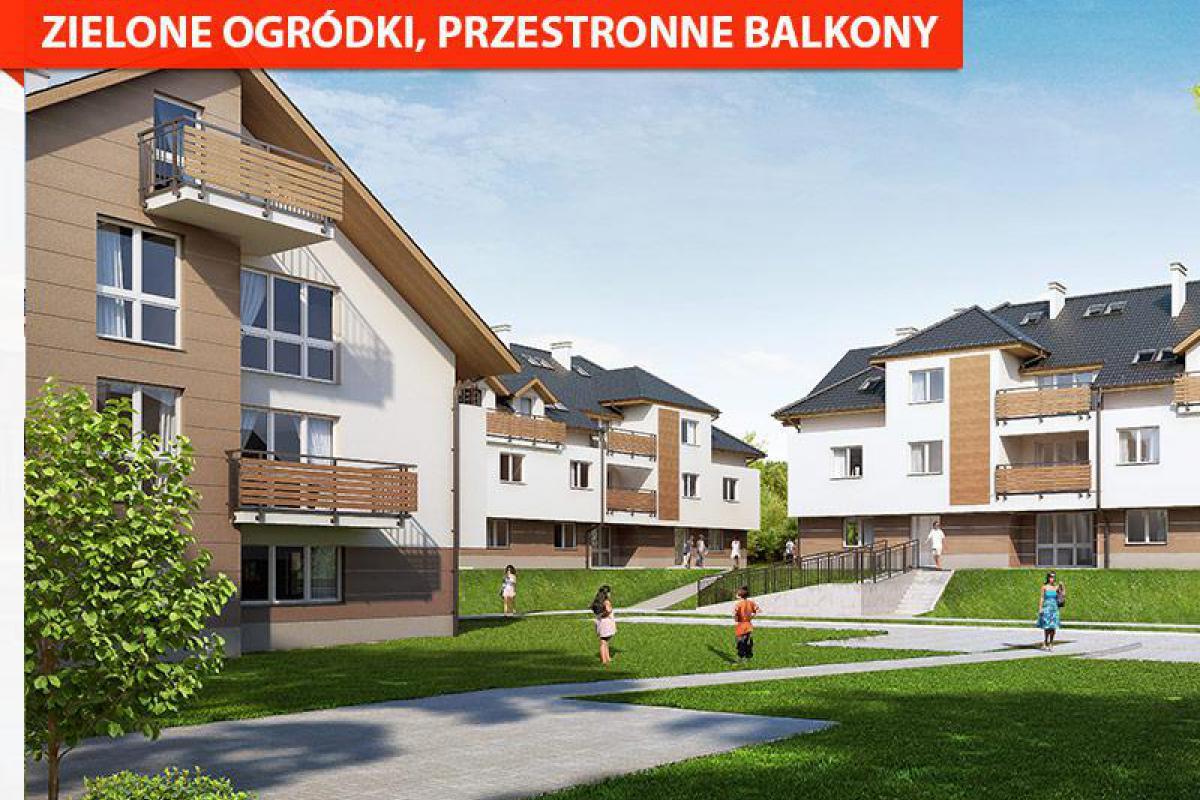 OSIEDLE SŁONECZNE BULWARY Mieszkanie w programie Mieszkanie dla Młodych - Bielsko-Biała, ul.Miodowa, Murapol S.A. - zdjęcie 2
