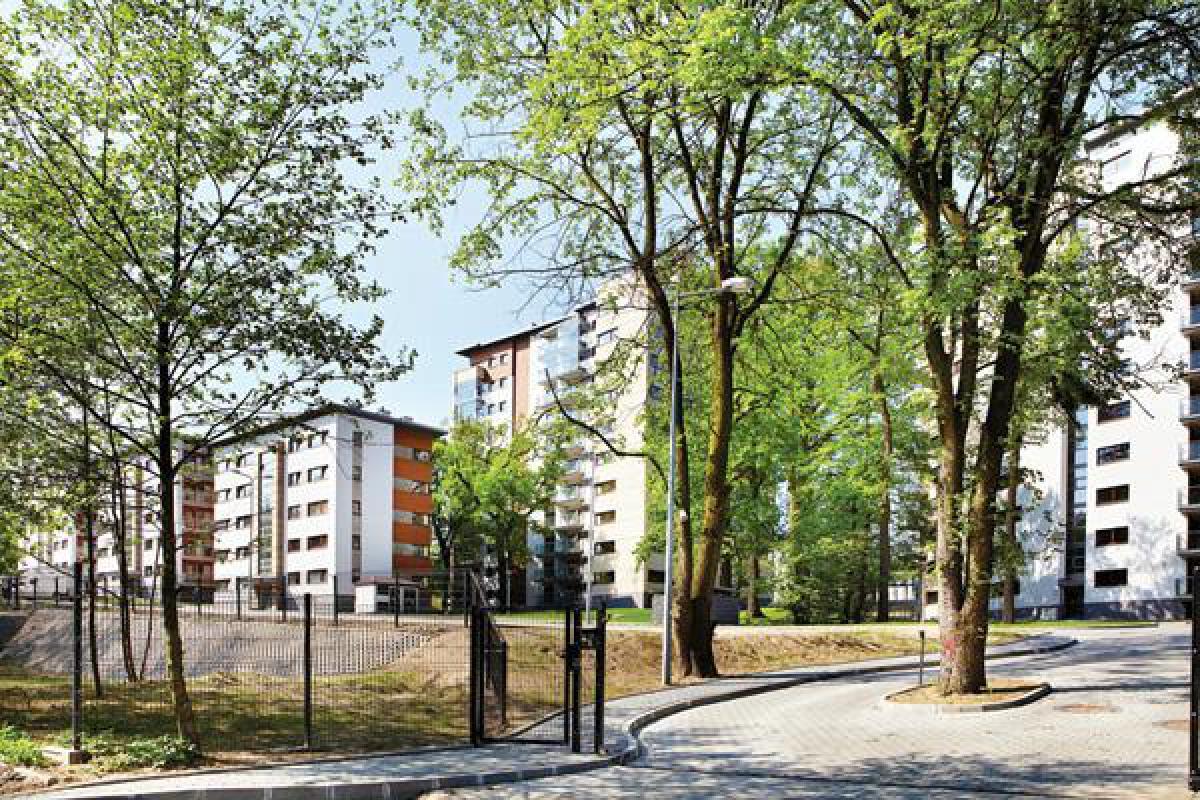 Osiedle pod Dębami - Kraków, Podgórze Duchackie, ul. Białoruska, ABM Investments Sp. z o.o., Sp.k. - zdjęcie 1