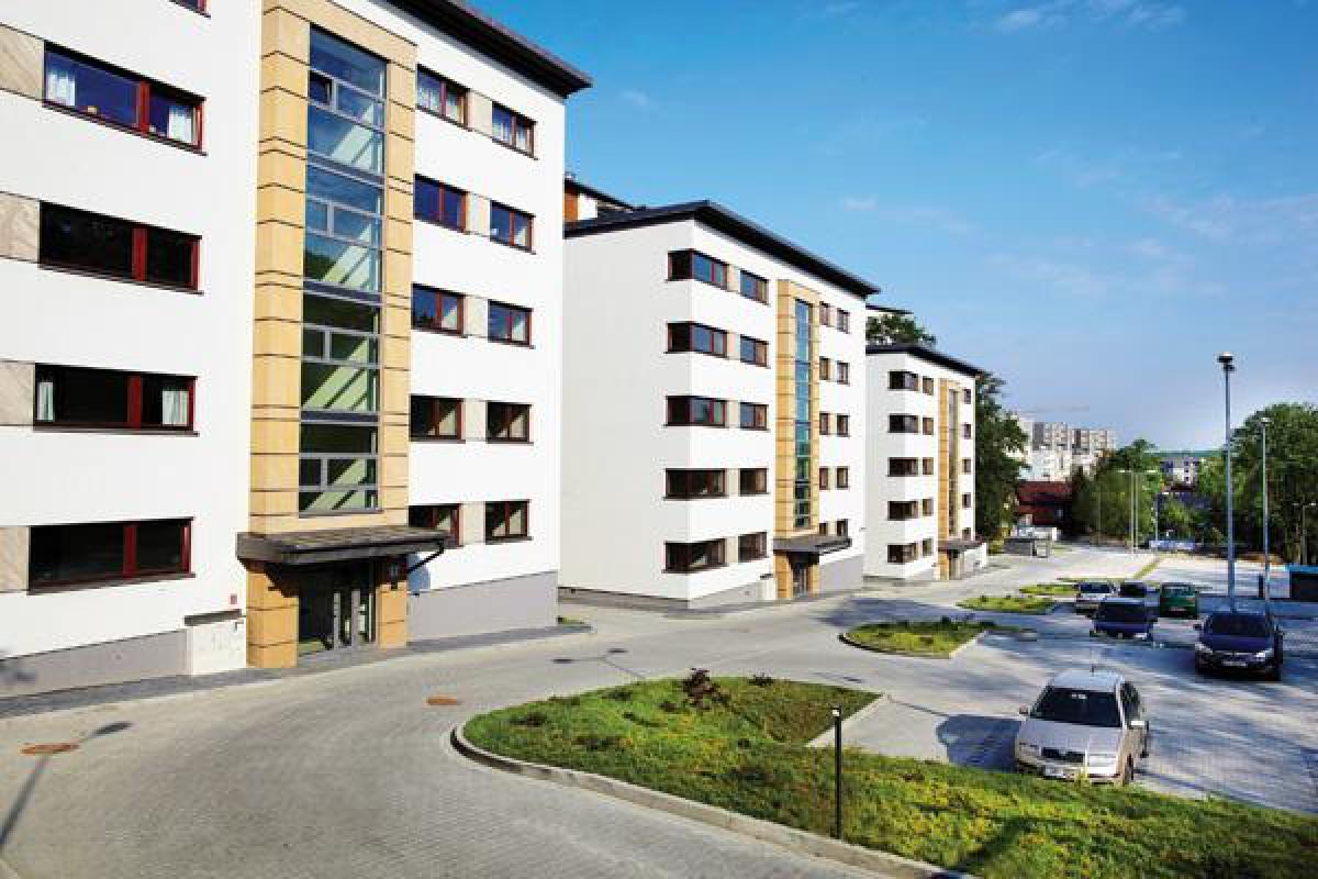Osiedle pod Dębami - Kraków, Podgórze Duchackie, ul. Białoruska, ABM Investments Sp. z o.o., Sp.k. - zdjęcie 2
