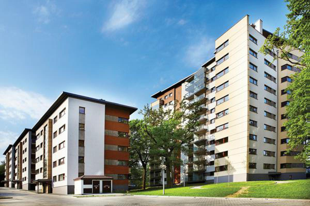 Osiedle pod Dębami - Kraków, Podgórze Duchackie, ul. Białoruska, ABM Investments Sp. z o.o., Sp.k. - zdjęcie 3