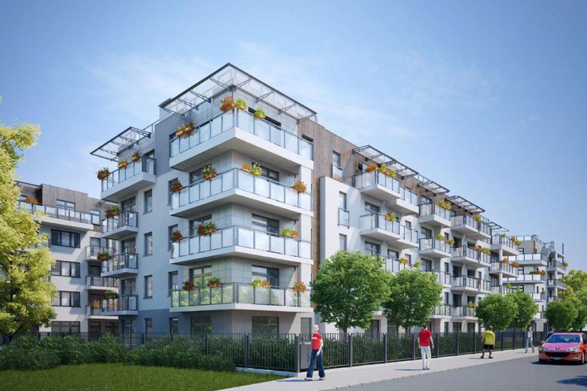 Rezydencja Marina - Gdańsk, Przymorze, ul. Czarny Dwór, Marina Development Sp. z o.o. - zdjęcie 2