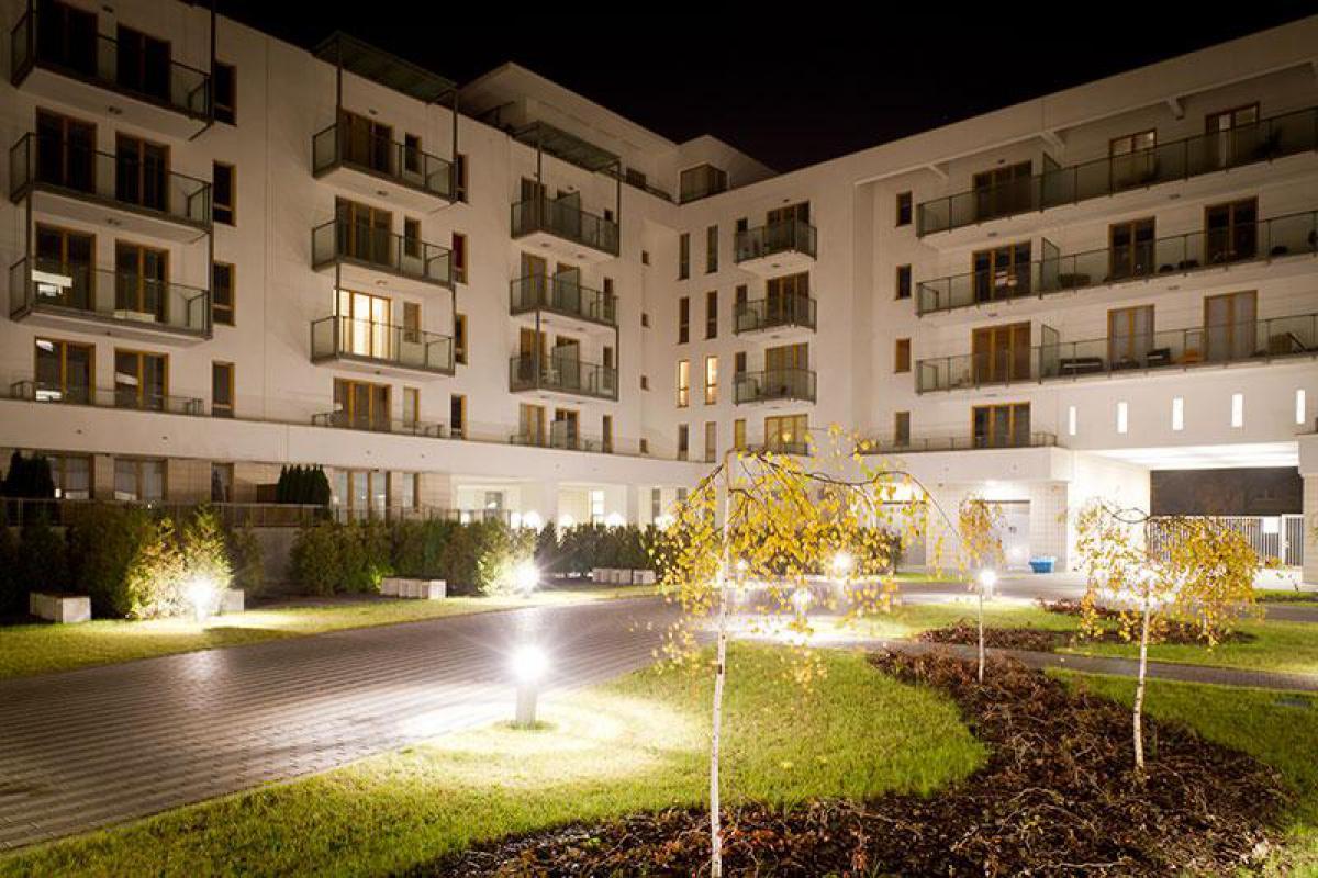 Osiedle Hubertus - Warszawa, Służewiec, ul. Obrzeżna 1C , Eco-Classic Sp. z o.o. - zdjęcie 3