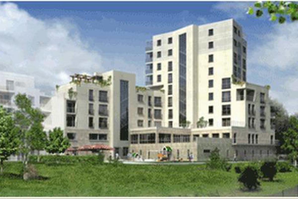 Apartamenty przy Łazienkach - Warszawa, Sielce, ul.Gagarina 32, Yuniversal Podlaski Sp. z o.o. - zdjęcie 2