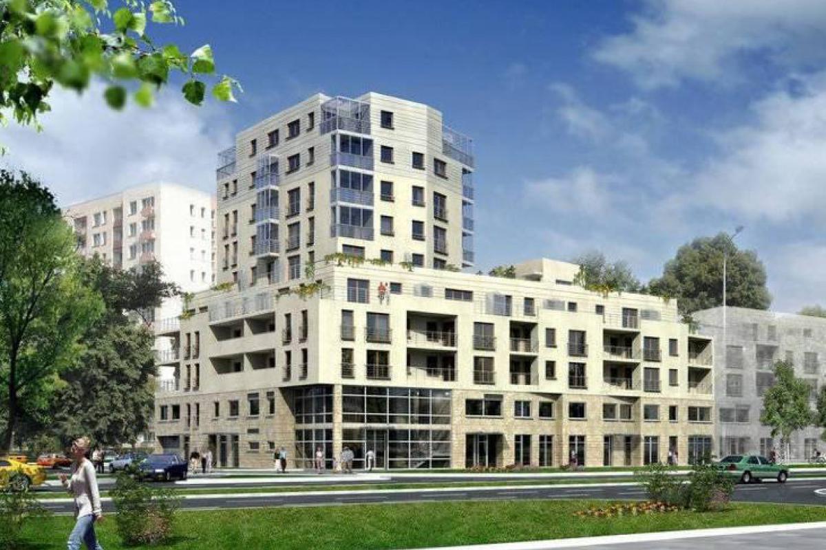 Apartamenty przy Łazienkach - Warszawa, Sielce, ul.Gagarina 32, Yuniversal Podlaski Sp. z o.o. - zdjęcie 1
