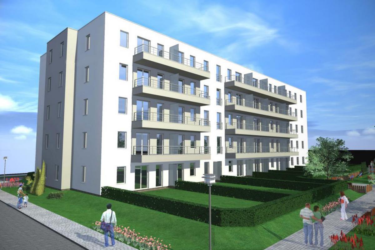 Osiedle Portowa  - Warszawa, Tarchomin, ul. Myśliborska 42, PPHU TARGFORT sp.j. - zdjęcie 1