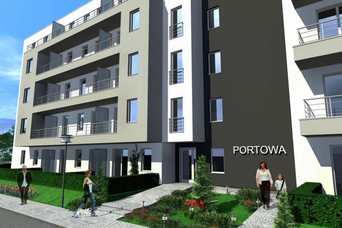 Osiedle Portowa  - Warszawa, Tarchomin, ul. Myśliborska 42, PPHU TARGFORT sp.j. - zdjęcie 5