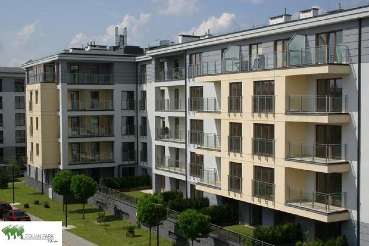 Eolian Park - budynek Stromboli - Warszawa, Skorosze, ul. Przy Forcie 10, Xender S.A. - zdjęcie 1