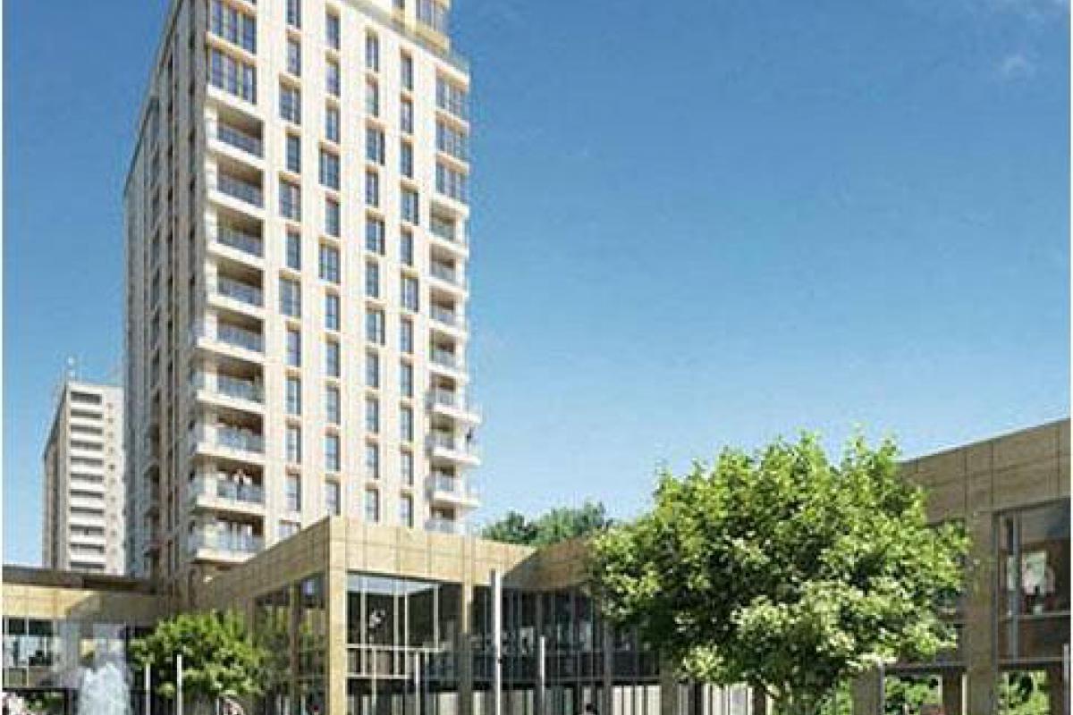 Quattro Towers - Gdańsk, Piecki - Migowo, ul. Partyzantów 8-14, Hines Polska Sp. z o.o. - zdjęcie 4