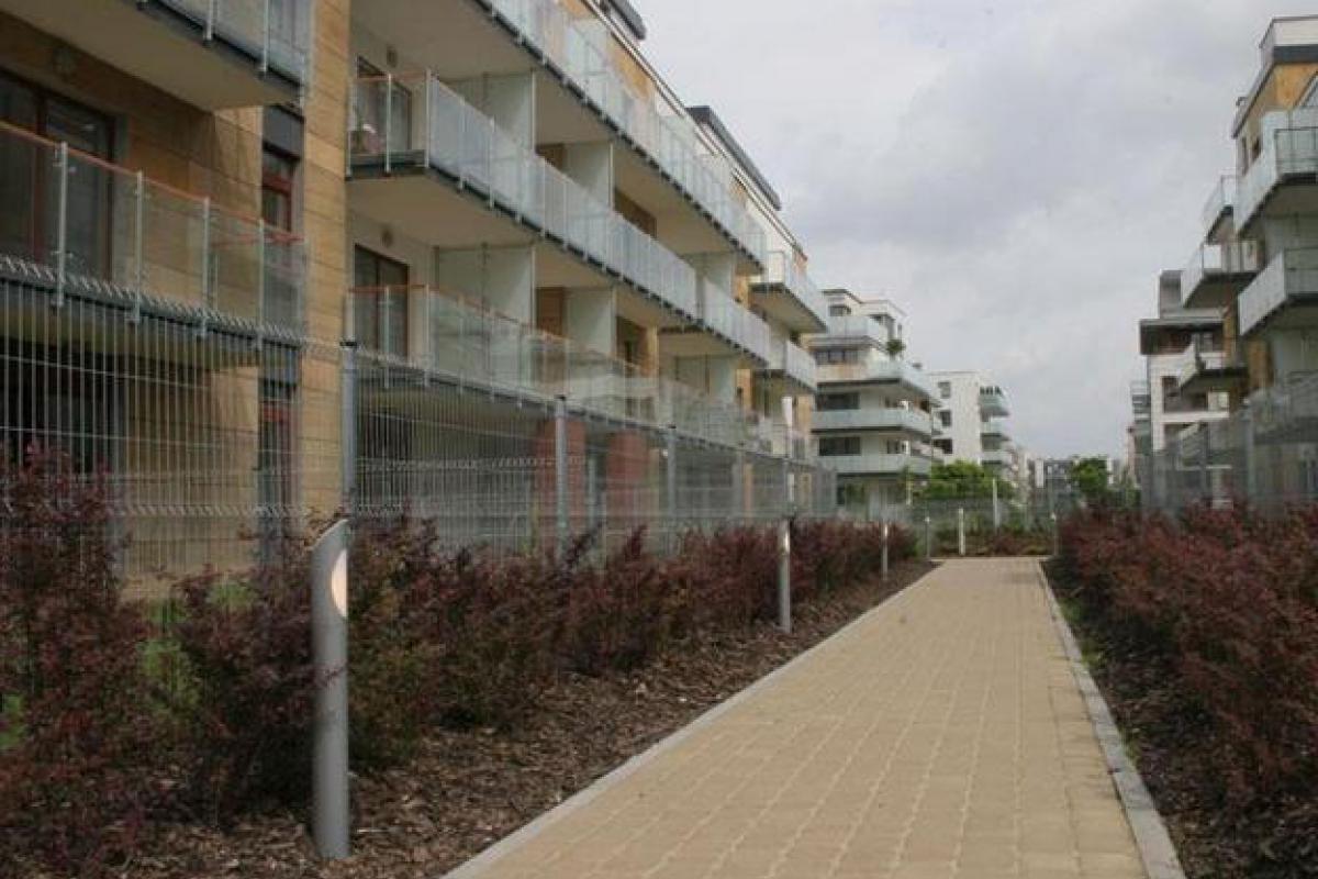 Aura Park - Warszawa, Błonia Wilanowskie, ul. Klimczaka 13, Mill-Yon Development - zdjęcie 2